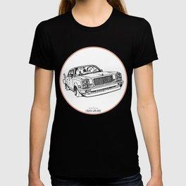 Crazy Car Art 0203 T-shirt