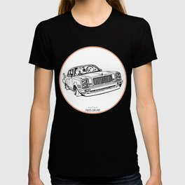 Crazy Car Art 0203 T-shirt
