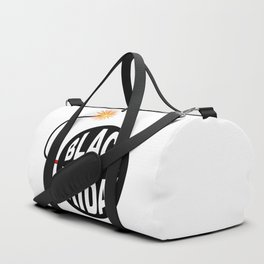 Black Friday Bomb And Lit Fuse Duffle Bag