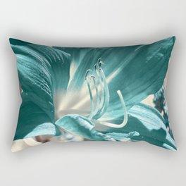 Lily flower 025 Rectangular Pillow