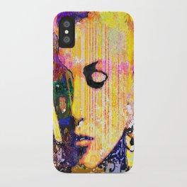 mm subtle fluid iPhone Case