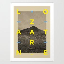 Lanzarote2 Art Print