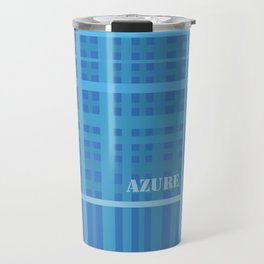 Azure Travel Mug