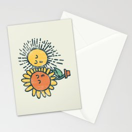 Sun Kissed sunflower Stationery Cards