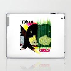 Tokyo Girls Laptop & iPad Skin