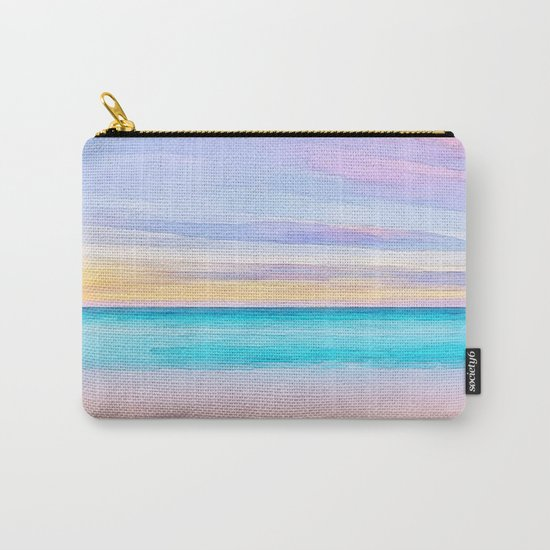 Las Terrenas Carry-All Pouch