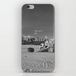 Beach Scenario iPhone Skin