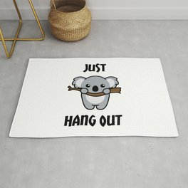 Just Hang Out Rug