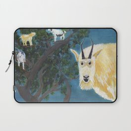 Goats Laptop Sleeve