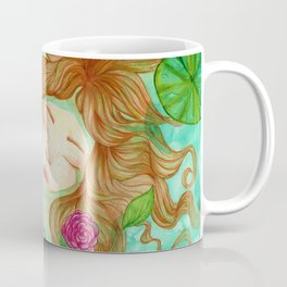 Sometimes it's Hard to Tell the Water From My Tears Coffee Mug