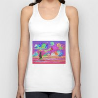 sail Tank Tops featuring Sail by wingnang