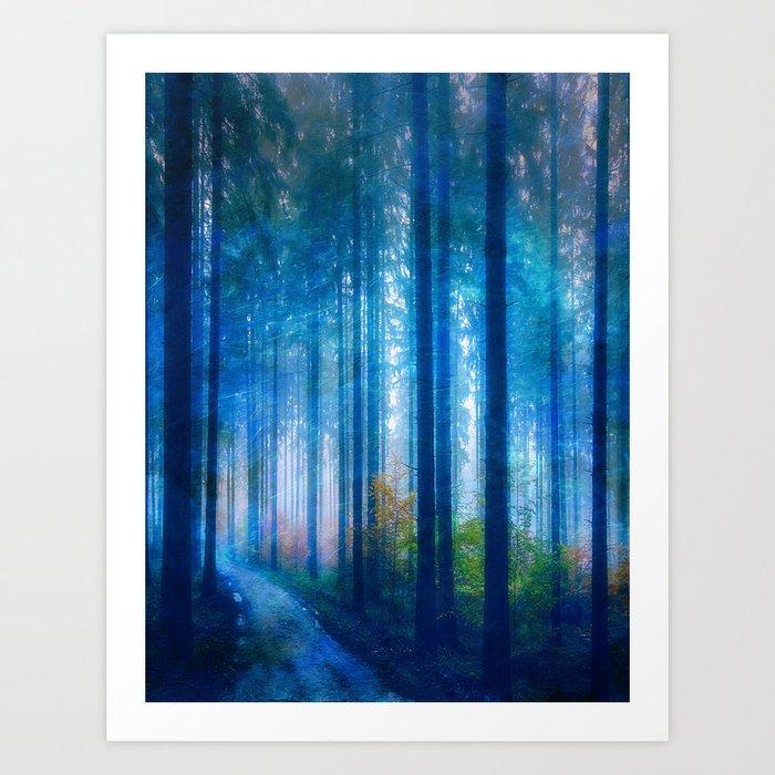 Amazing Nature - Forest Kunstdrucke