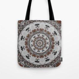 Stone Ridge Kaleidoscope Tote Bag