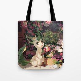 Leafeon Tote Bag