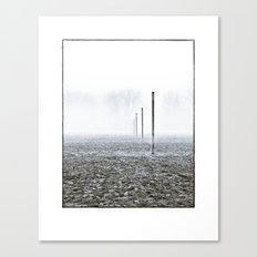 Sticks Canvas Print