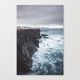 The Edge - Landscape and Nature Photography Canvas Print