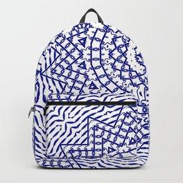Helios (blue-white) Backpack