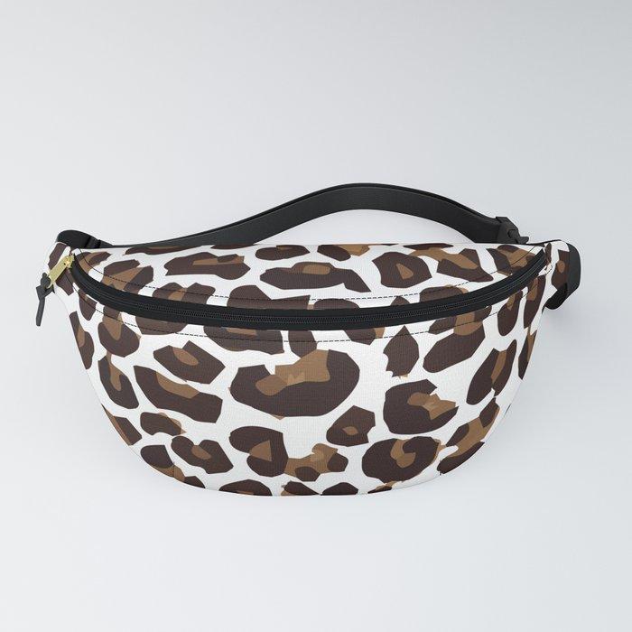 Leopard skin Fanny Pack