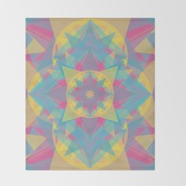E.S.N.S.N Novo 6 Throw Blanket