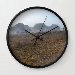 va Wall Clock