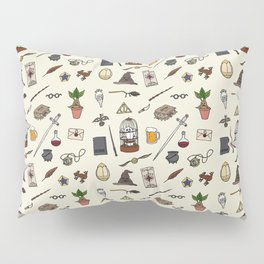 Harry Pattern Pillow Sham