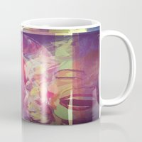 monroe Mugs featuring Monroe by AB Art