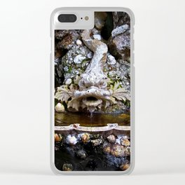 # 334 Clear iPhone Case