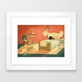 Goodnight Littlest Family by Emily Winfield Martin Framed Art Print