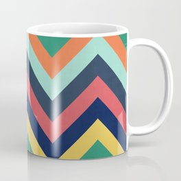 Chevron 24 Coffee Mug