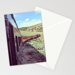 The Heber Valley Railroad Express Stationery Cards