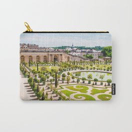 Versailles Gardens | Europe France Nature Landscape Travel Photography Carry-All Pouch