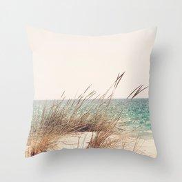 Cozy day Throw Pillow