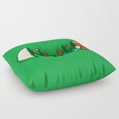 Poketryoshka - Grass Type Floor Pillow