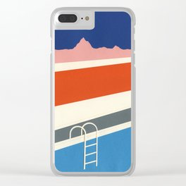 Keough's Hot Springs Clear iPhone Case