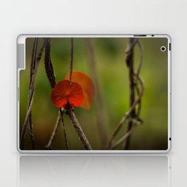 Round Leaf Laptop & iPad Skin
