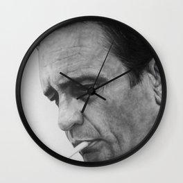 The Man in Black Wall Clock