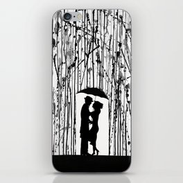 Film Noir iPhone Skin