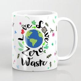 Love Save Zero waste Coffee Mug