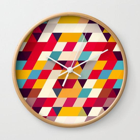 Kyoto Wall Clock