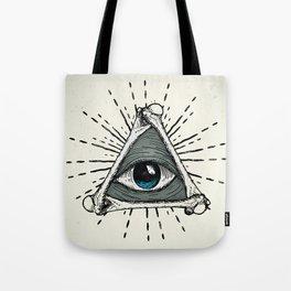 All Seeing Eye Tote Bag
