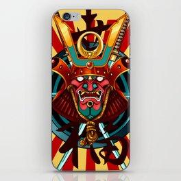 Samurai. Culture's Style iPhone Skin