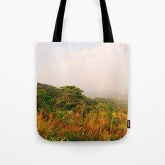 Scenic Steep Tote Bag