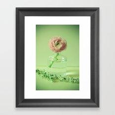 Spring Essentials Framed Art Print