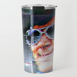 Elvis has left the building I Travel Mug