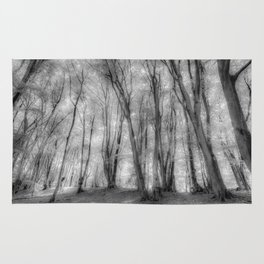 Forest of Ghosts Rug