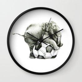 Mischief Wall Clock