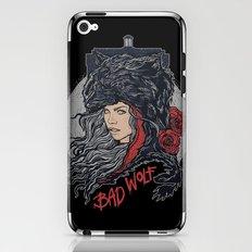 Bad Wolf iPhone & iPod Skin