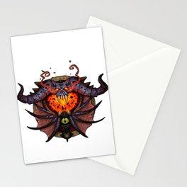 Warlock Sigil Stationery Cards