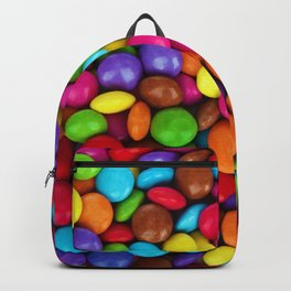 Candy Coated Chocolate Backpack