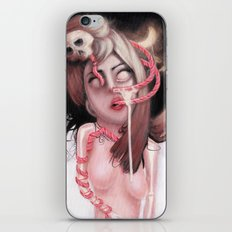 苦悩 iPhone & iPod Skin